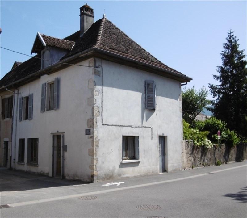 Produit d'investissement maison / villa Yenne 105000€ - Photo 1