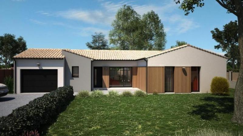 Maison  4 pièces + Terrain 494 m² Braye-sous-Faye par MAISONS ERICLOR