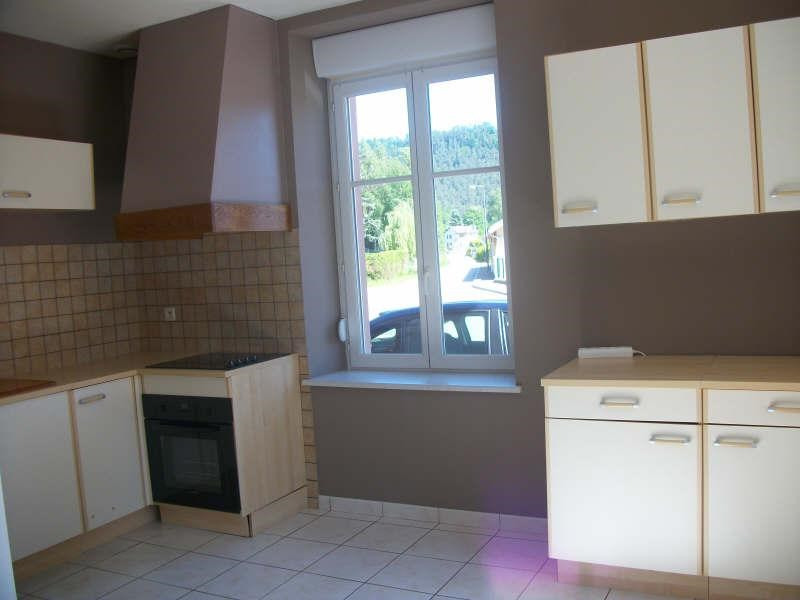 Rental apartment Etival clairefontaine 520€ +CH - Picture 1