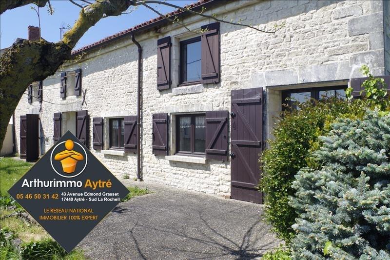 Vente maison / villa Aigrefeuille d aunis 279000€ - Photo 2