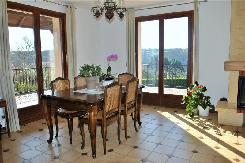 Vendita casa Villerest 246000€ - Fotografia 3