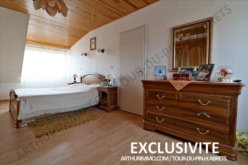 Vente maison / villa La tour du pin 185000€ - Photo 3