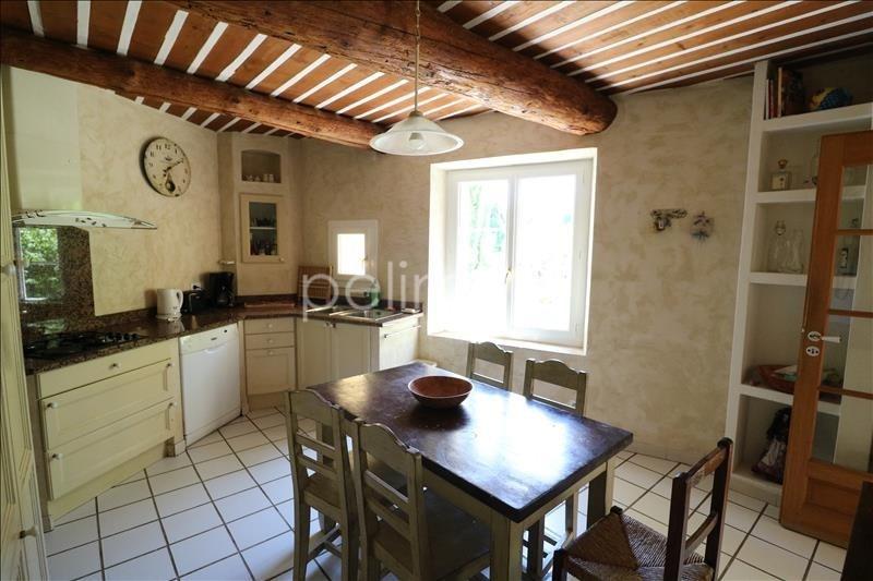 Vente de prestige maison / villa Grans 682000€ - Photo 6