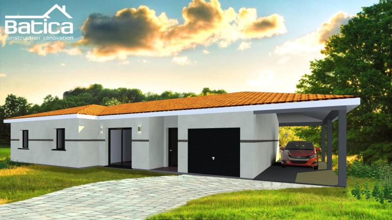 Maison  6 pièces + Terrain 1380 m² Martillac par BATICA