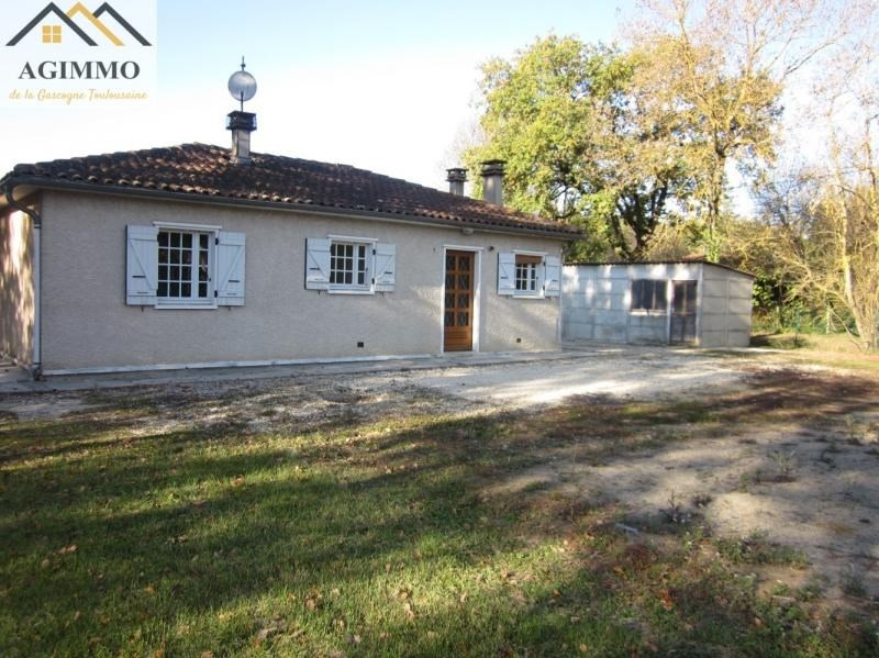 Sale house / villa L isle jourdain 365 000€ - Picture 1