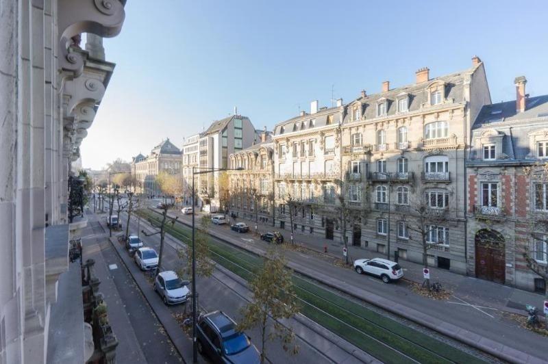 Verkoop van prestige  appartement Strasbourg 682500€ - Foto 1