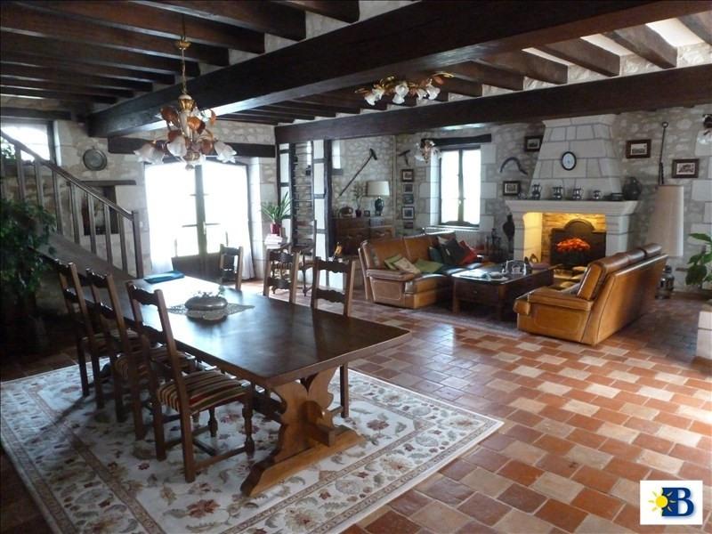 Vente maison / villa Chaumussay 315000€ - Photo 3