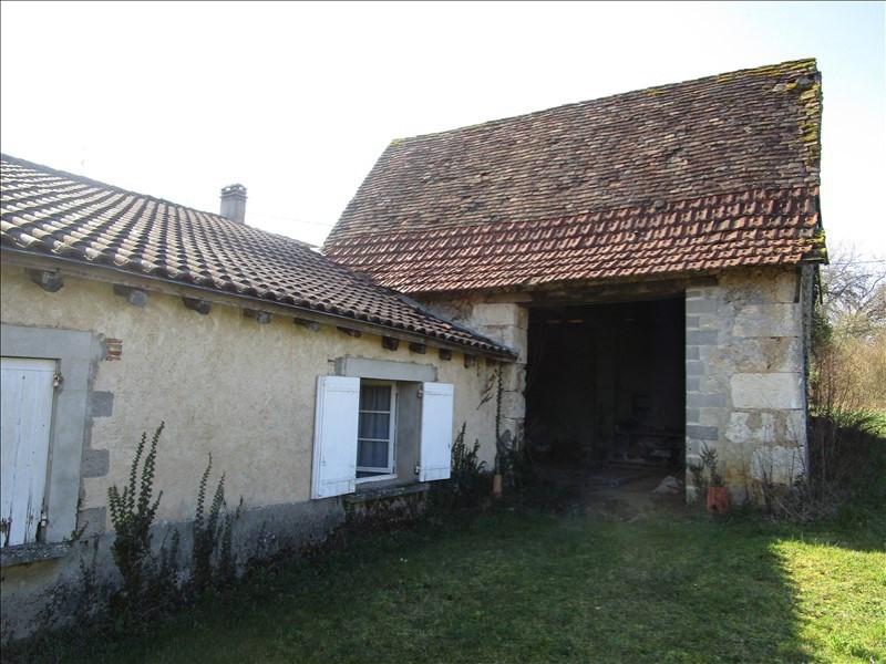 Sale house / villa Villamblard 96000€ - Picture 1