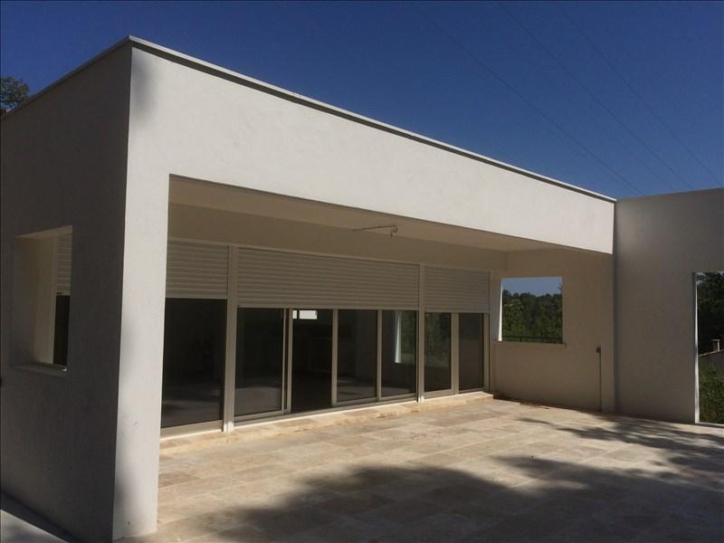 Venta de prestigio  casa Simiane collongue 649000€ - Fotografía 3