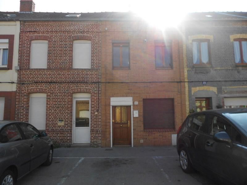 Vente maison / villa Lillers 72 000€ - Photo 1