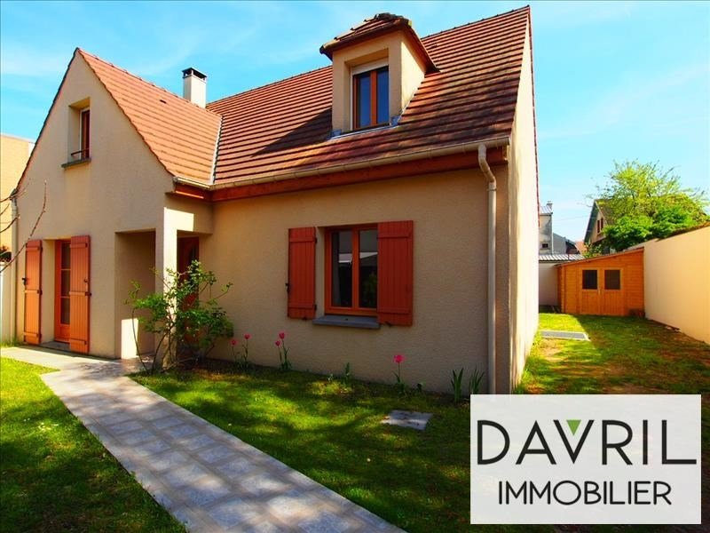 Sale house / villa Conflans ste honorine 399 000€ - Picture 1