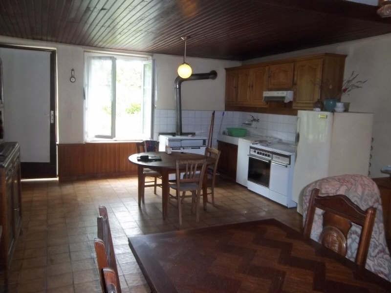 Vente maison / villa Civaux 85000€ - Photo 3
