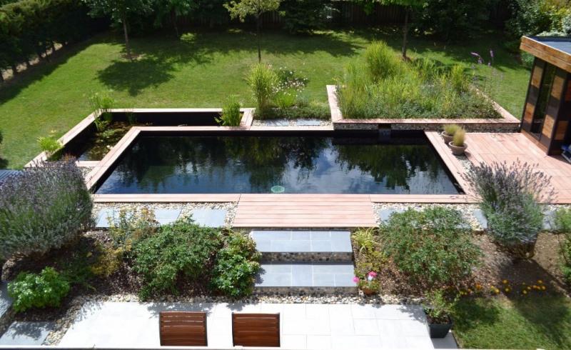 Sale house / villa Orgeval 725000€ - Picture 1