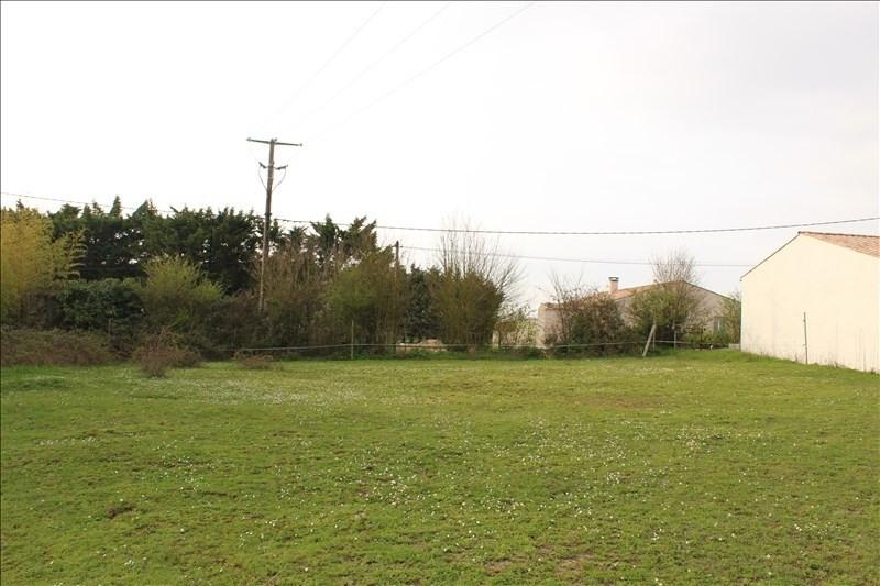 Verkoop  stukken grond Thaire 53000€ - Foto 1
