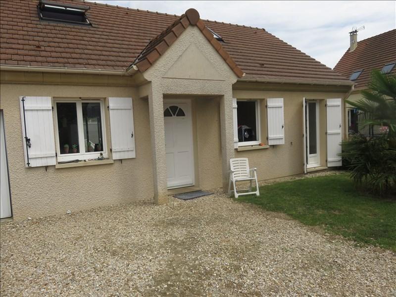 Sale house / villa Le plessis aux bois 289000€ - Picture 1