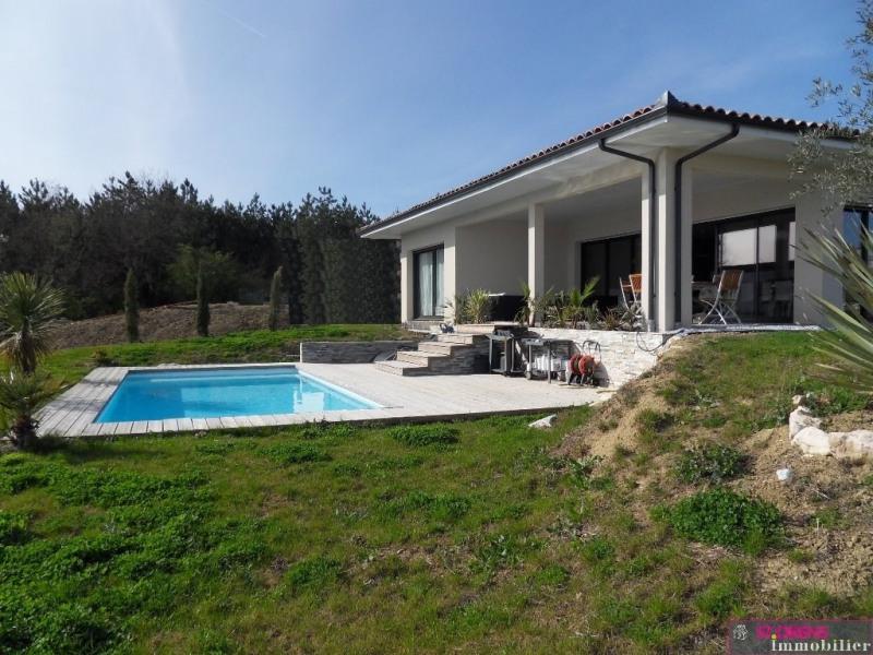 Deluxe sale house / villa Quint-fonsegrives 5 minutes 568000€ - Picture 1
