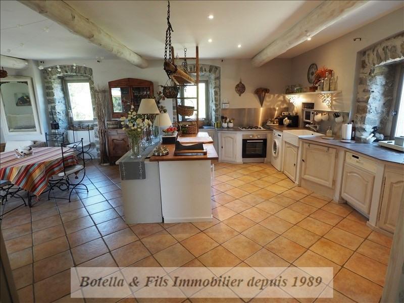 Immobile residenziali di prestigio casa Les vans 599000€ - Fotografia 5