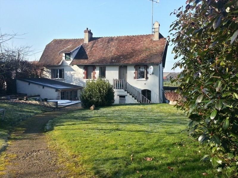 Maison en pierre Abbécourt
