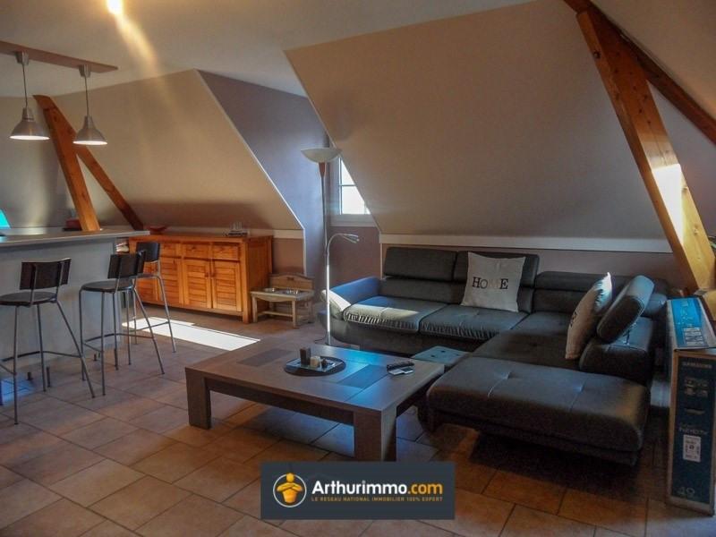 Vente appartement Morestel 128000€ - Photo 1