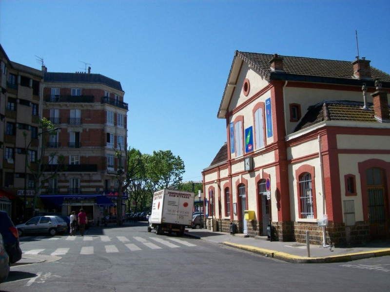 Vente local commercial Colombes 360 000€ - Photo 1