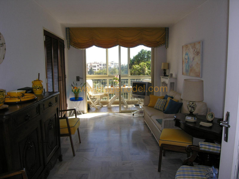 Life annuity apartment Le cannet 95 000€ - Picture 1