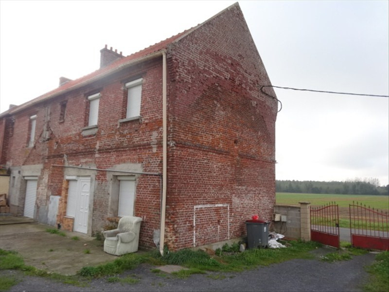 Sale house / villa Toulis et attencourt 80400€ - Picture 2