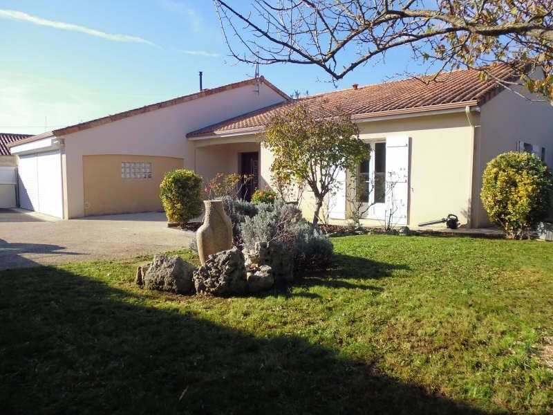 Vente maison / villa Poitiers 311000€ -  1