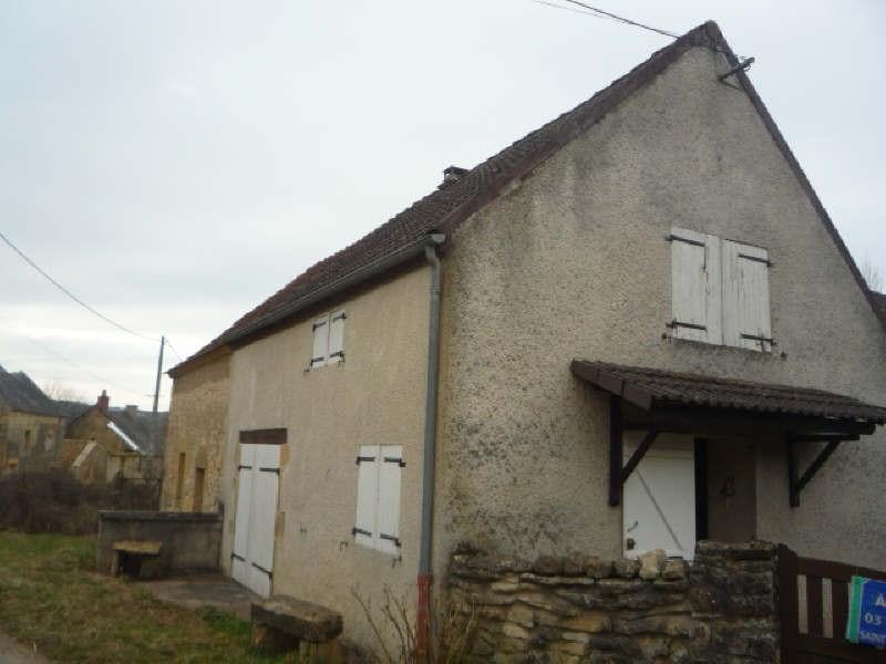 Verkoop  huis St benin d azy 50000€ - Foto 1