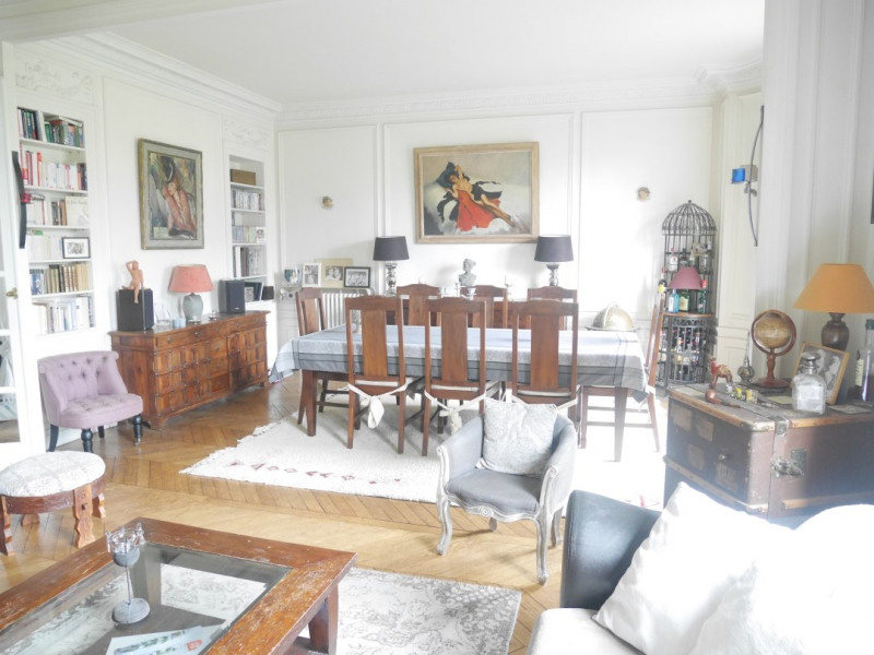 Rental apartment Paris 17ème 3500€ CC - Picture 5