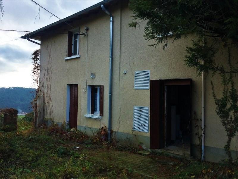 Sale house / villa Bussieres 89000€ - Picture 2