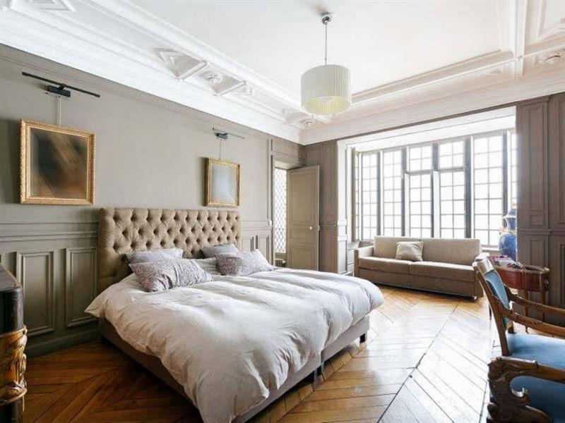 Immobile residenziali di prestigio appartamento Paris 8ème 3200000€ - Fotografia 5