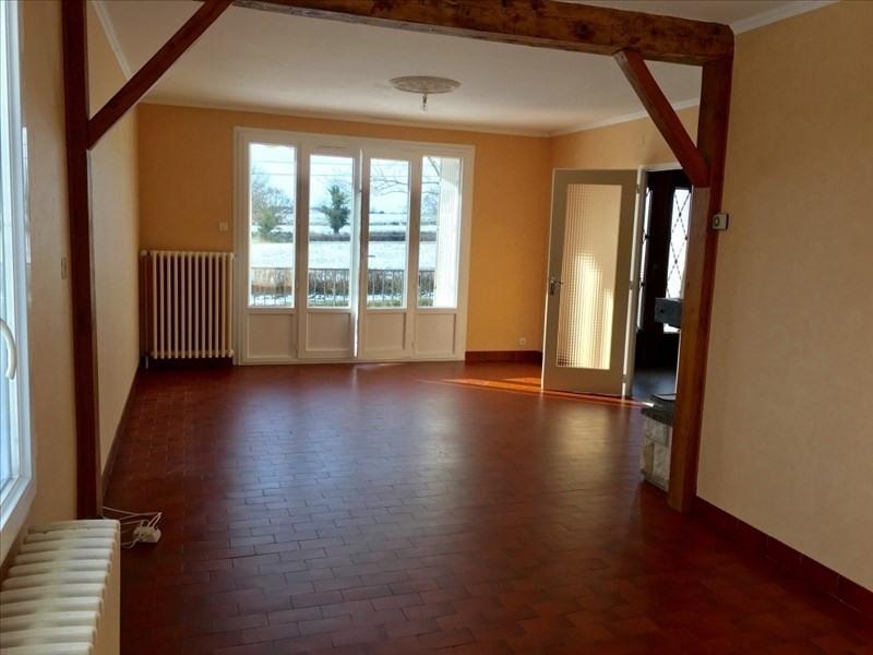 Vente maison / villa Bressolles 133750€ - Photo 2