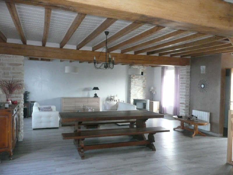 Sale house / villa Aubigny sur nere 215000€ - Picture 4