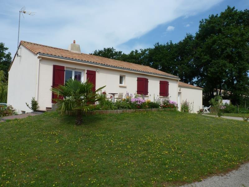 Sale house / villa La chaize le vicomte 375000€ - Picture 7