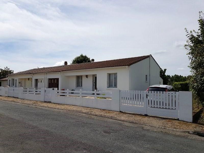 Vente maison / villa St dizant du gua 101650€ - Photo 1