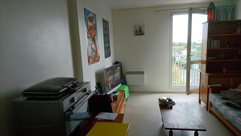 Vente appartement Tours 78 500€ - Photo 1