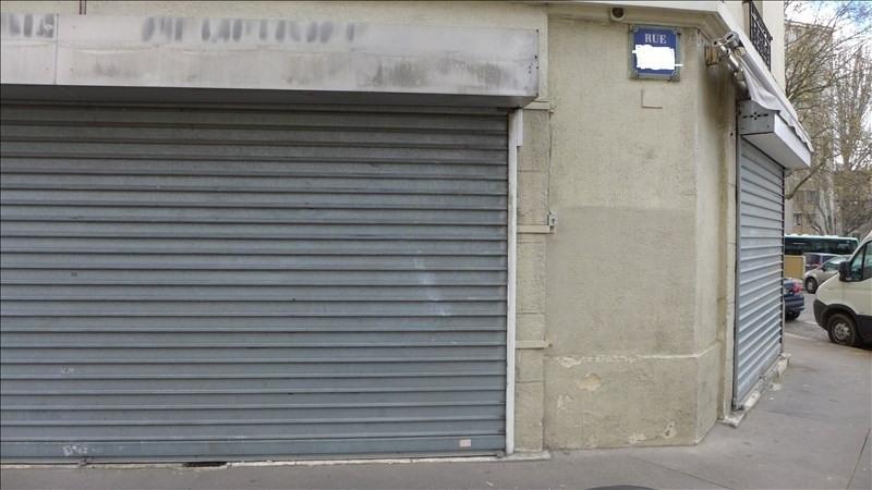 Vente boutique Paris 15ème 299250€ - Photo 3