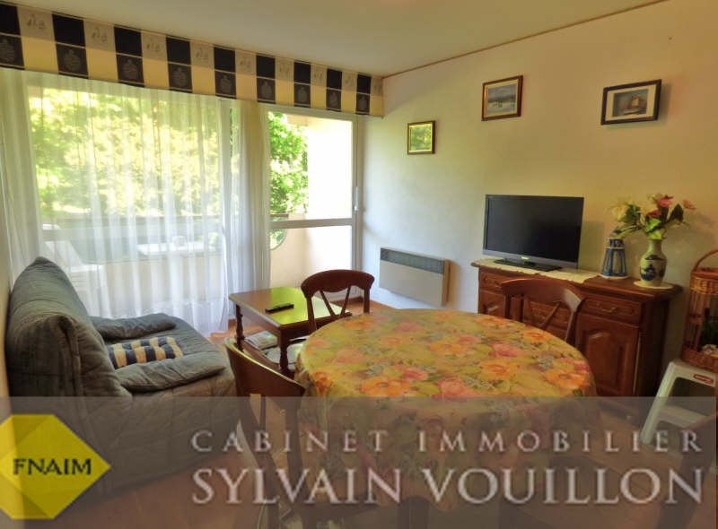 Sale apartment Villers-sur-mer 79 000€ - Picture 1