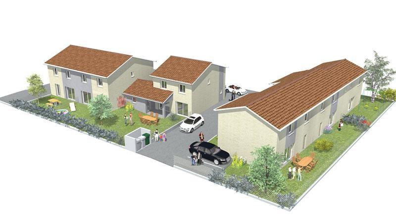 Maison  5 pièces + Terrain 151 m² Saint Symphorien d'Ozon (69360) par VILLAS LESPINE
