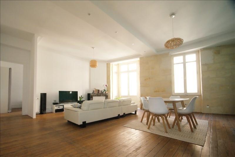 Vente de prestige appartement Bordeaux 620000€ - Photo 2