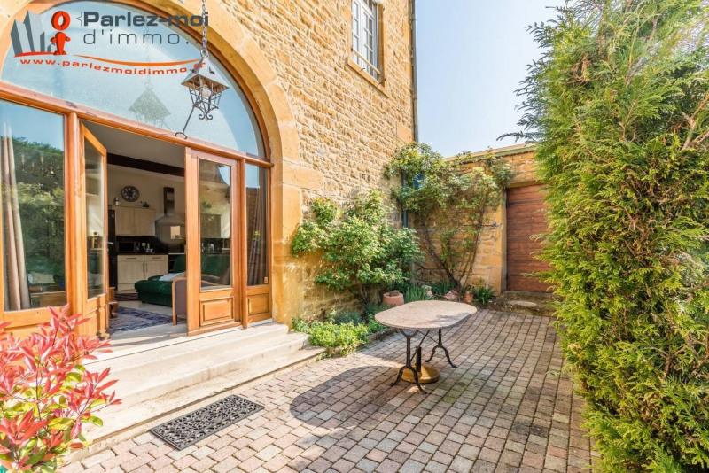 Vente appartement Saint-germain-sur-l'arbresle 249000€ - Photo 4