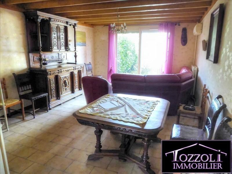 Sale house / villa Saint quentin fallavier 177000€ - Picture 2