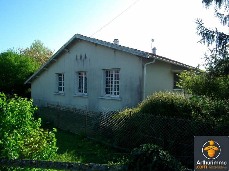 Sale house / villa Matha 111825€ - Picture 4