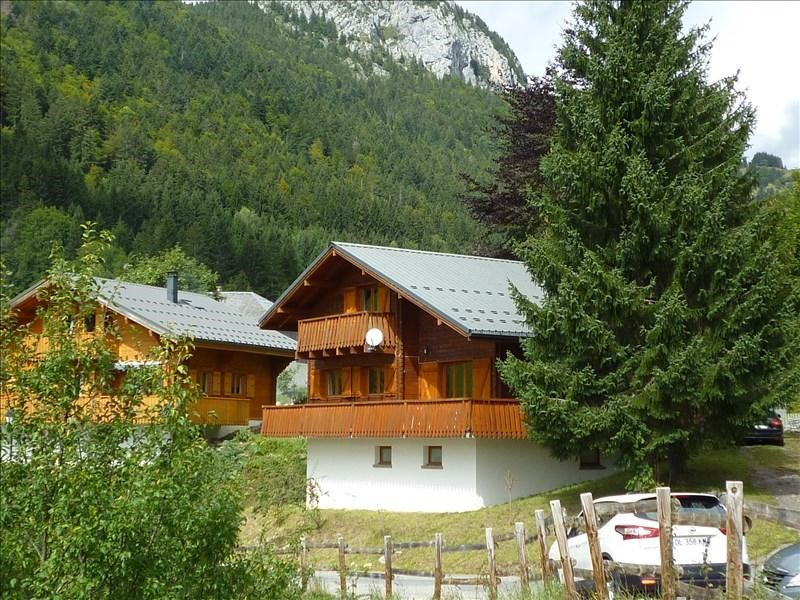 Vente maison / villa Montmin 398000€ - Photo 1