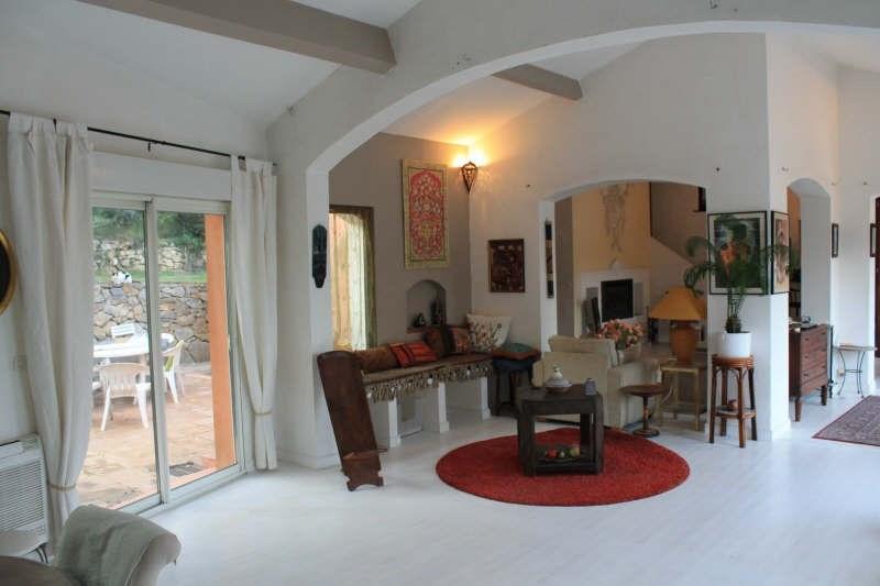 Sale house / villa Belgentier 548000€ - Picture 5