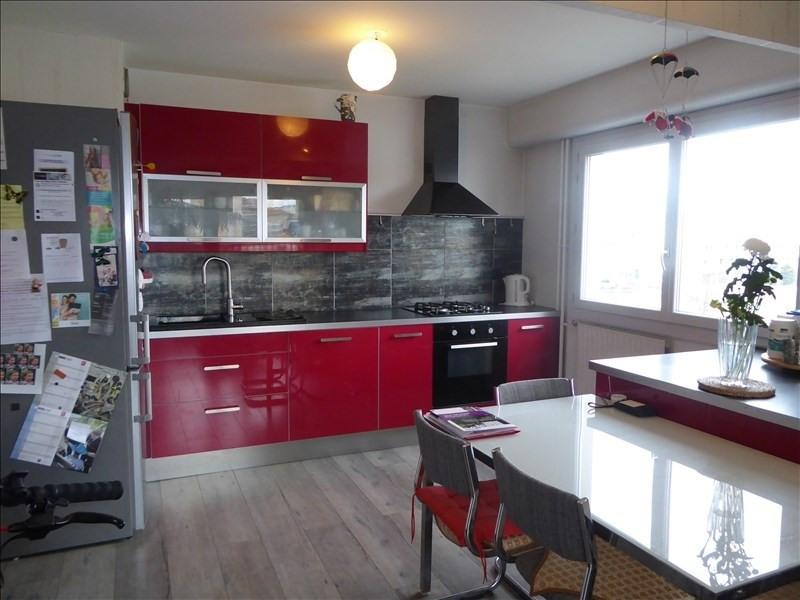 Sale apartment Lyon 8ème 249000€ - Picture 2