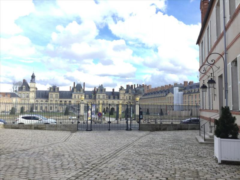 Rental apartment Fontainebleau 1216€ CC - Picture 14