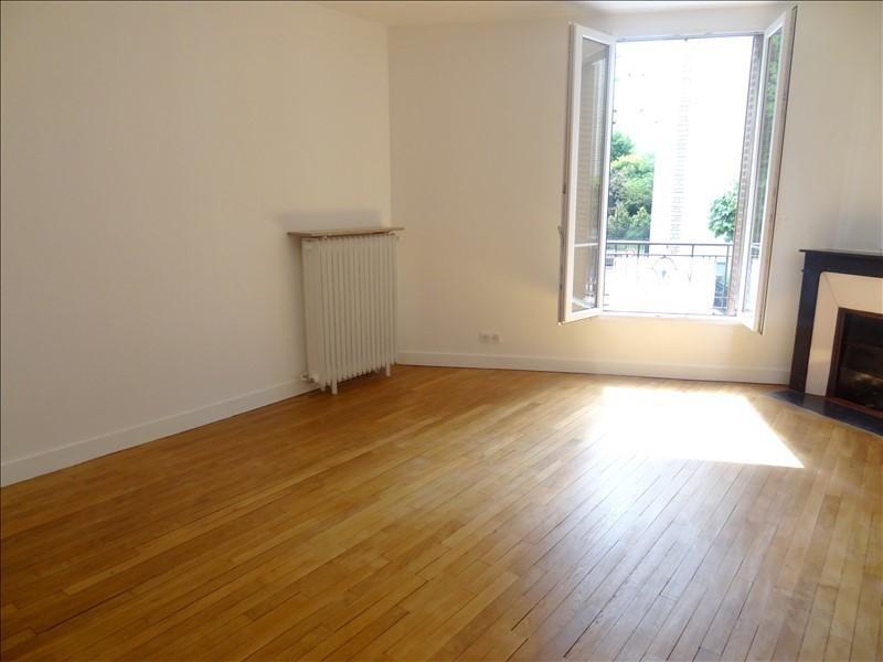 Rental apartment Levallois perret 1600€ CC - Picture 2