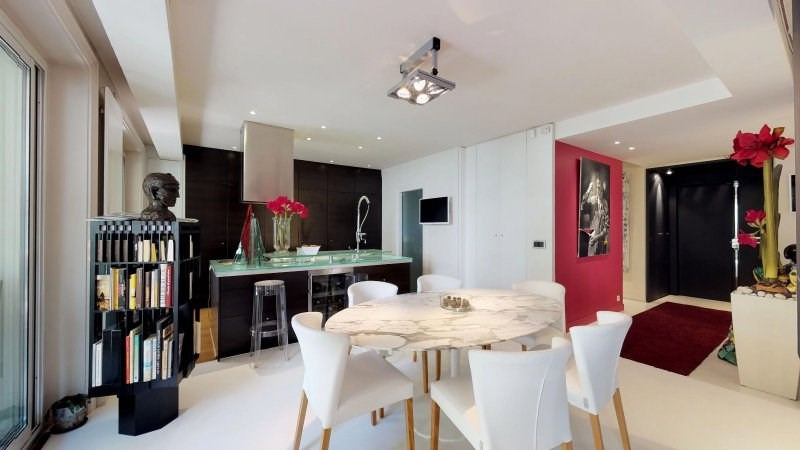 Vente de prestige appartement Lyon 6ème 1100000€ - Photo 5