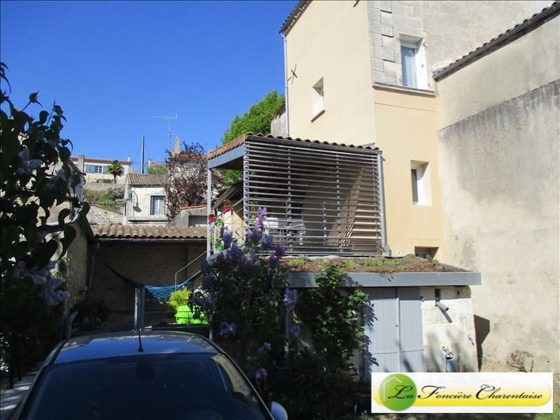 Sale house / villa Voeuil et giget 154850€ - Picture 1